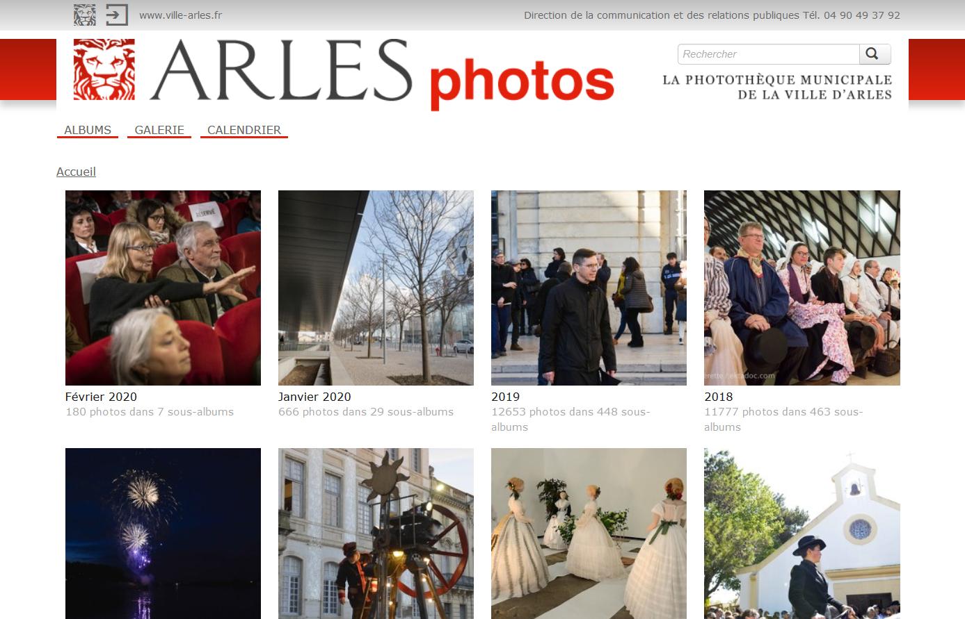 Ville d'Arles