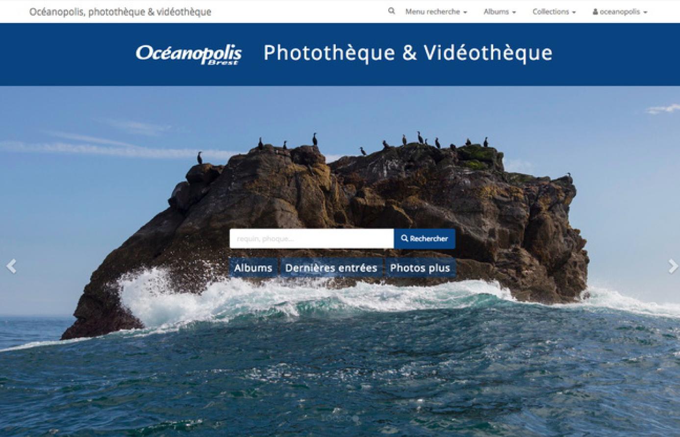 Océanopolis Brest