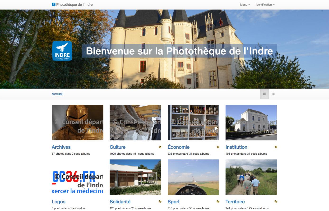 Conseil départemental d'Indre